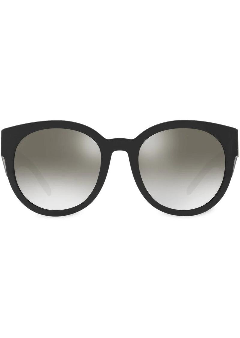Burberry round-frame tinted sunglasses