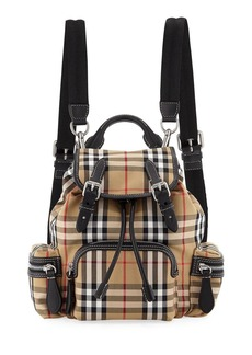 Burberry Rucksack Small Vintage Sailing Canvas Backpack