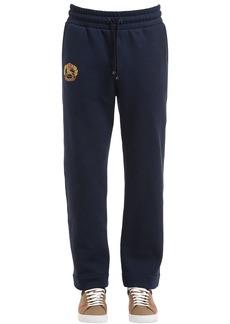 Burberry Runway Cotton Blend Sweatpants