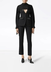 Burberry cropped tailored trousers