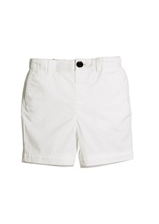 Burberry Sean Cotton Twill Shorts
