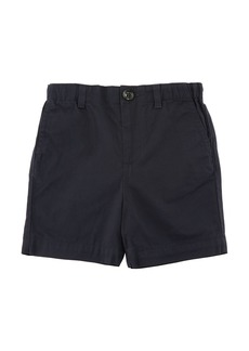 Burberry Sean Cotton Twill Shorts  Size 6M-3Y