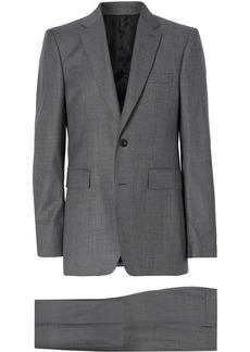 Burberry Sharkskin wool suit