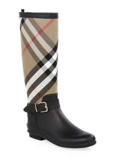 Burberry Simeon Knee-High Riding Boots