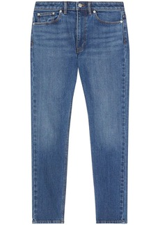 Burberry skinny cropped jeans