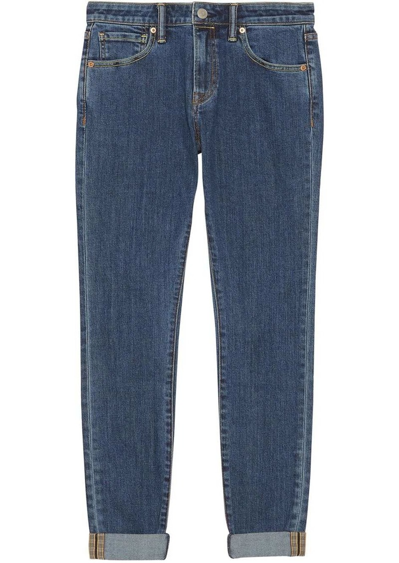 Burberry skinny fit denim jeans