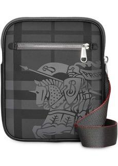 Burberry Slim EKD London Check Crossbody Bag
