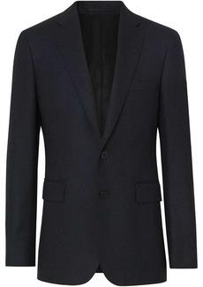 Burberry Slim Fit Birdseye Wool Suit