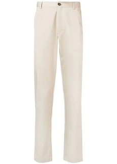 Burberry slim fit chino trousers