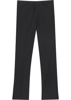 Burberry slim-fit wool trousers