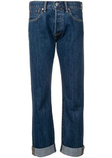 Burberry slim straight-leg jeans