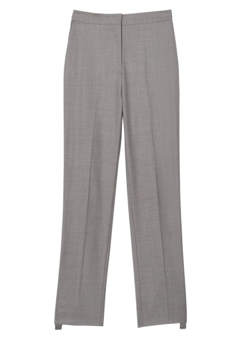 Burberry Slim Wool Pants