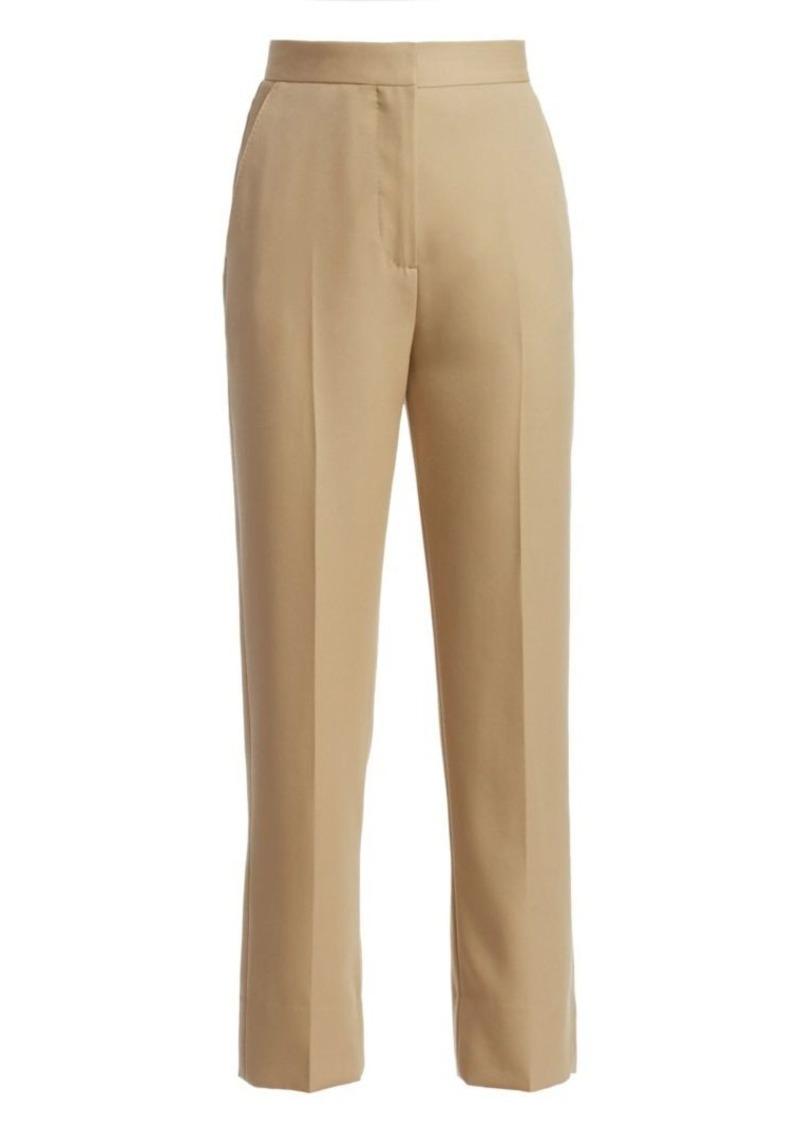 Burberry Slim Wool Trousers