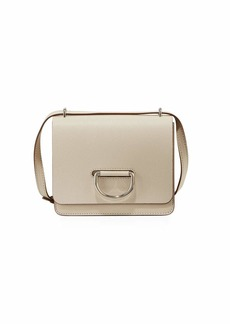 Burberry Small D-Ring Leather Crossbody Messenger Bag