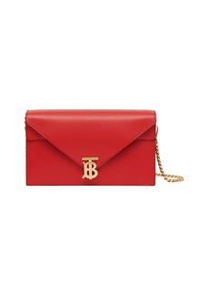 Burberry Small TB Envelope Crossbody Bag