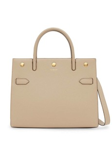 Burberry small Title tote