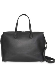 Burberry Soft Leather Holdall