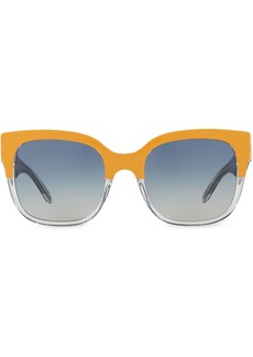 Burberry square-shaped tinted sunglasses