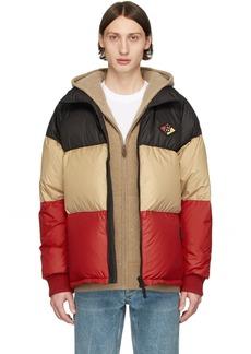 Burberry SSENSE Exclusive Black Branston Jacket