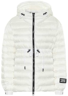 Burberry Staithes hooded down jacket