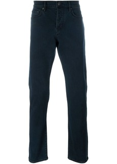 Burberry Straight Fit Indigo Stretch Jeans