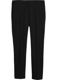Burberry Straight-fit Wool Tailored Trousers