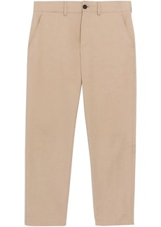 Burberry straight-leg trousers