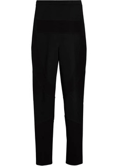 Burberry stretch paneled leggings