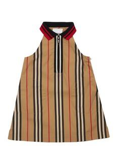 Burberry Striped Cotton Dress