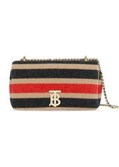 Burberry striped Lola shoulder bag