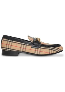Burberry The 1983 Check Link Loafer