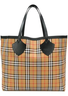 Burberry The Giant check tote