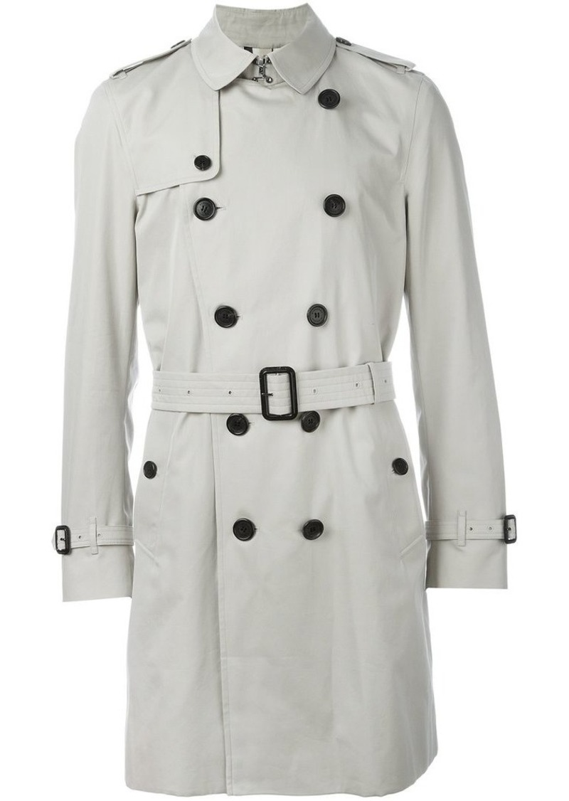 Burberry The Kensington - Long Trench Coat   Outerwear 3eb064c3718