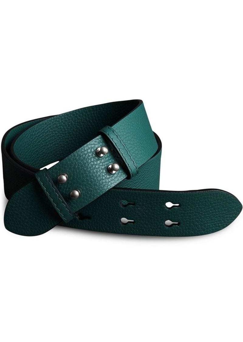 88b0634e3d7 Burberry The Small Belt Bag Grainy Leather Belt | Belts
