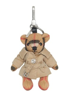 Burberry Thomas Bear charm keyring