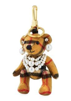 Burberry Thomas Pearly Teddy Bear Charm
