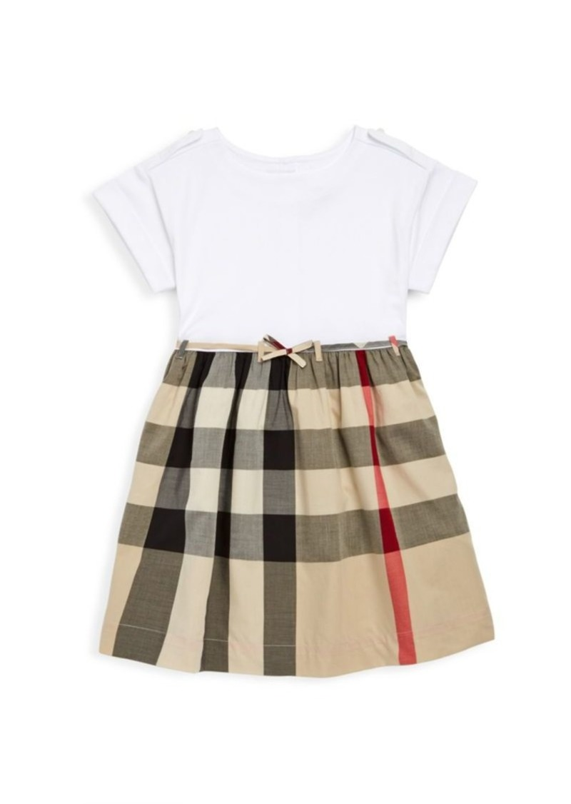d9f212205c99a Burberry Toddler's & Little Girl's Rhonda Cotton Dress | Dresses