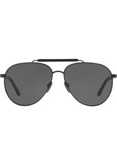 Burberry top bar detail sunglasses