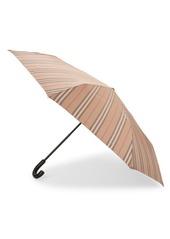 Burberry Trafalagar Vintage Check Umbrella