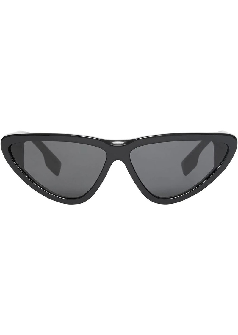 Burberry Triangular Frame Sunglasses