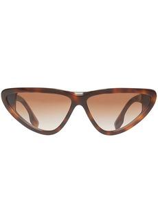 Burberry Triangular Frame Sunglasses