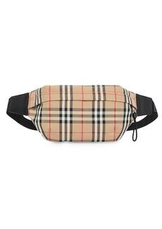 Burberry Vintage Check belt bag