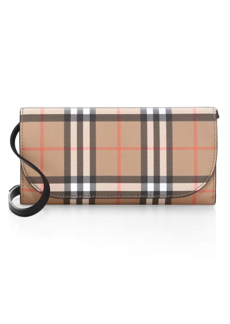 5fe53440a525 Burberry Vintage Check Crossbody Bag