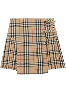 Burberry Vintage Check kilt