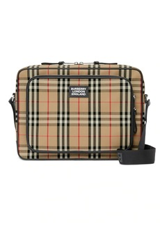 Burberry Vintage check messenger bag