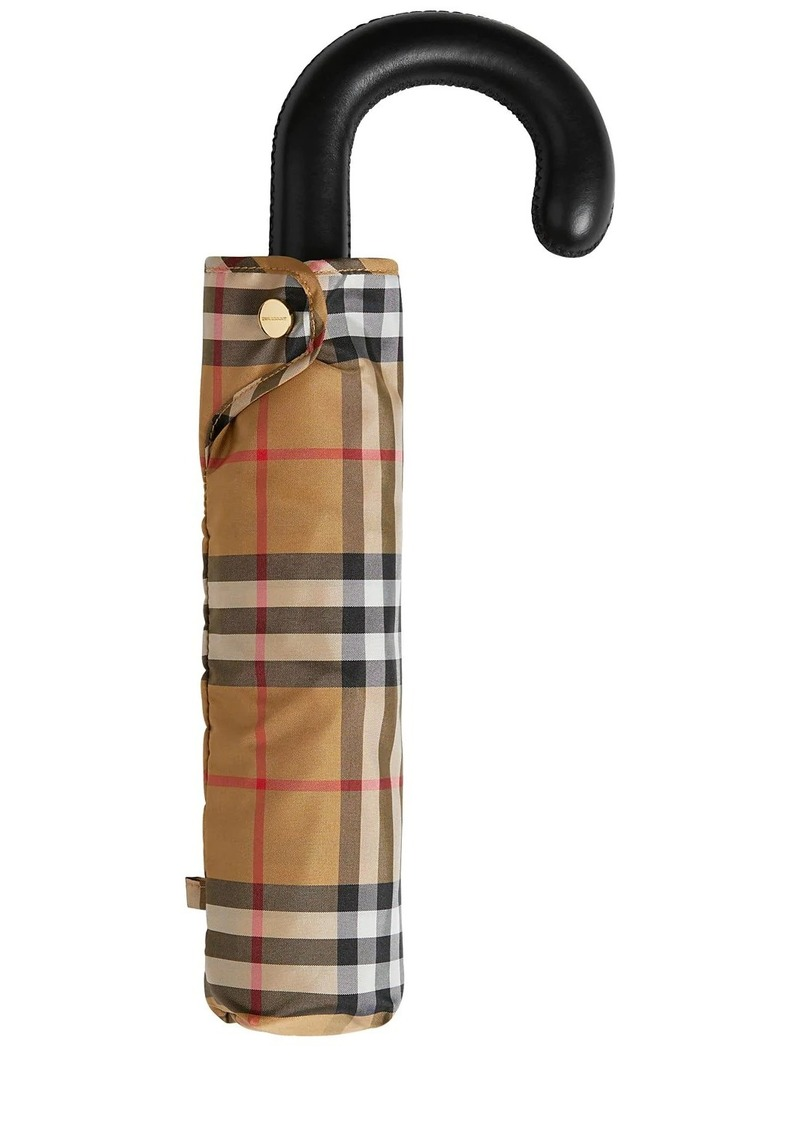 Burberry Vintage Check Umbrella