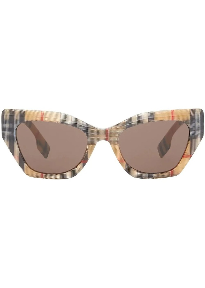 Burberry Vintage Check sunglasses