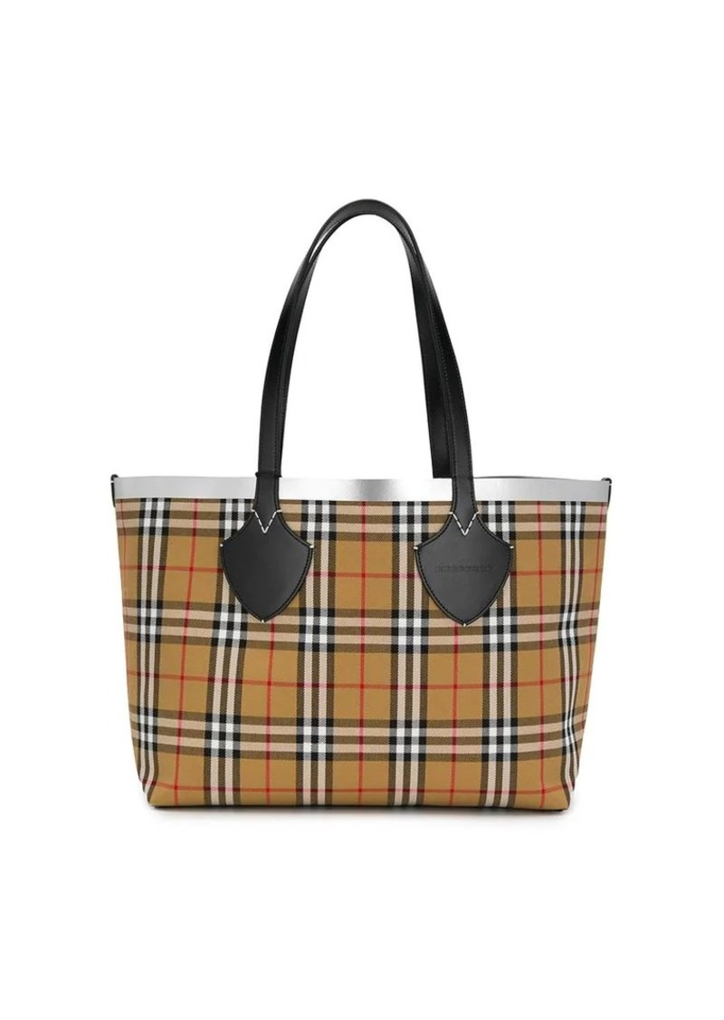 709aa519904c Burberry Vintage check tote bag