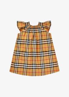 Burberry Vinya Dress (Infant/Toddler)