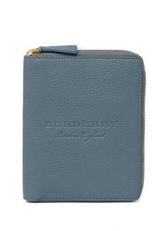 Burberry Walcott Leather Mini Portfolio